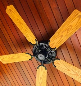 Ceiling Fan - Outlet Installation